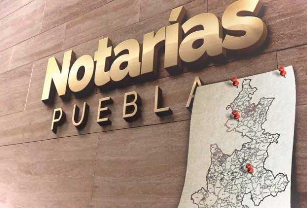 Nunca más en Puebla notarías entregadas por los gobernadores: MBH