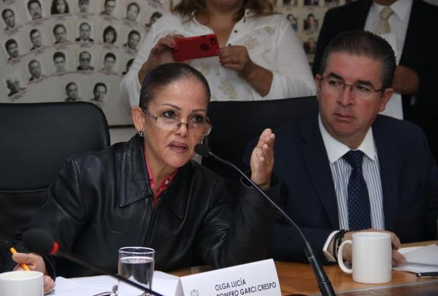 Comparecencia es una oportunidad para Claudia Rivera: Diputada