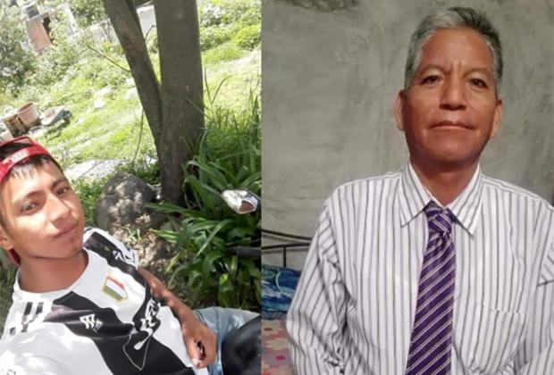 Encuentran cuerpos putrefactos de padre e hijo desaparecidos en Atlixco