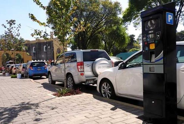 Cambio vial genera caos en San Pedro Cholula