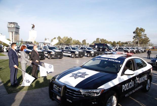 Habrá patrullaje focalizado en la capital poblana: Rivera Pérez