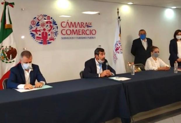 No hay diálogo ni coordinación con gobiernos: Canaco Puebla