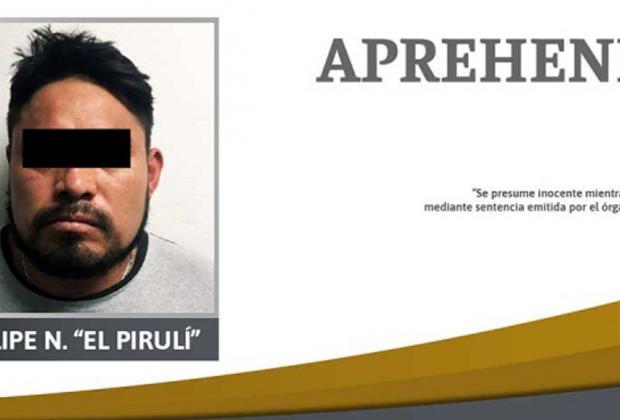 Recapturan a El Pirulí tras su fuga del penal de San Miguel