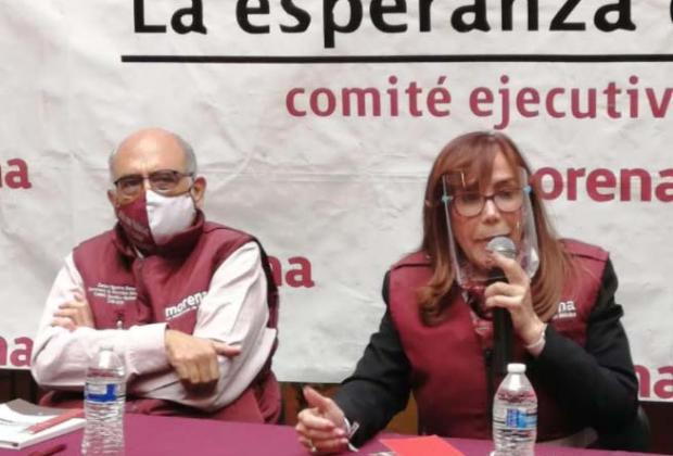 Adversarios de Barbosa apoyan a Mario Delgado para buscar la dirigencia de Morena: Polevnsky