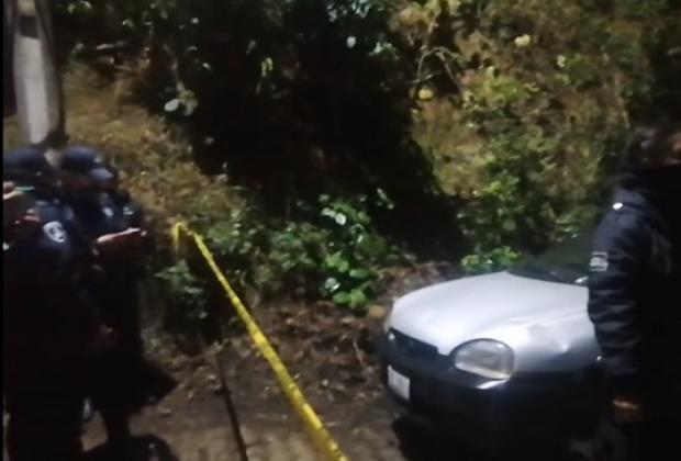En fuego cruzado muere delincuente y policía en Xicotepec