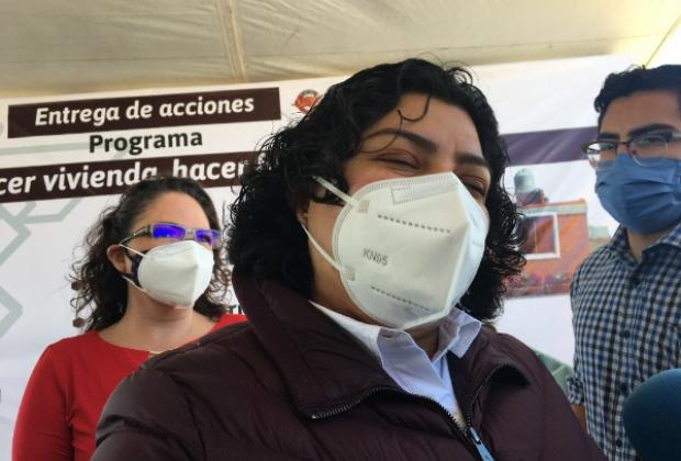 Morena continúa generando fe y esperanza en San Andrés Cholula: alcaldesa