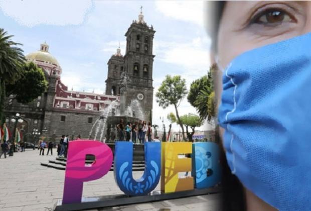 Reportan casi un centenar de contagios de Covid en Puebla