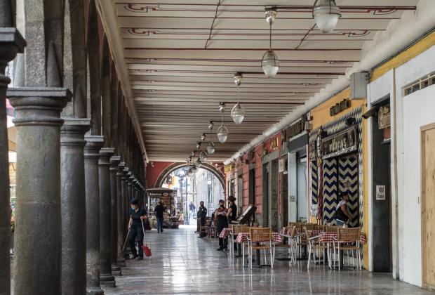 Reactivarán 1 mil 600 empleos con apertura de comercios en centro de Puebla