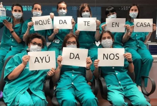 Quédate en casa, los contagios por COVID19 van en aumento en Puebla