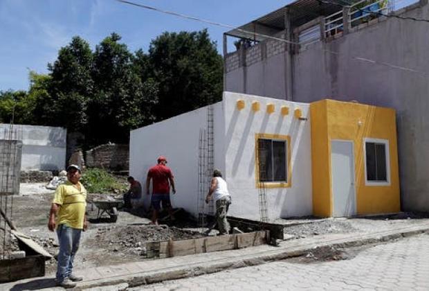 Denuncia Barbosa desvío de recursos para reconstrucción tras sismo de 2017