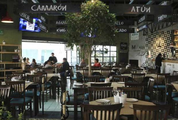 Autorizarán que restaurantes y centros comerciales abran domingos en Puebla