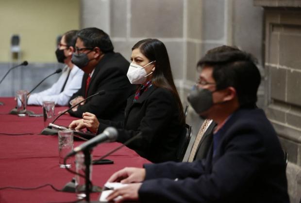 Advierte Claudia Rivera que no solicitará licencia ni frenará obra pública en la capital