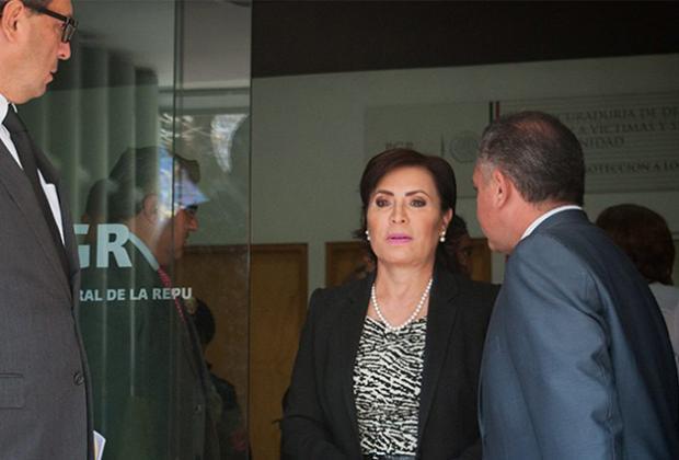 Rosario Robles podría cooperar como testigo protegida para la FGR