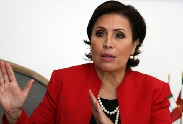 Le conceden a Rosario Robles la suspensión definitiva