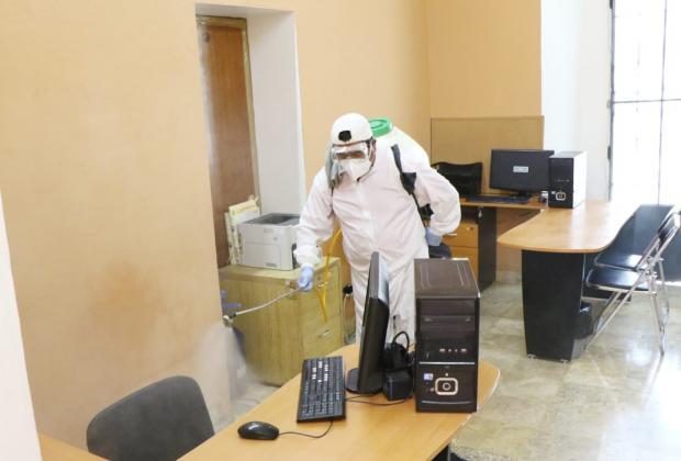 Ayuntamiento de Tehuacán registra 150 trabajadores con Covid