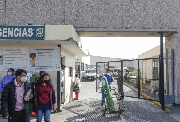 Casi 2 mil 200 casos de Covid sumó Puebla esta semana