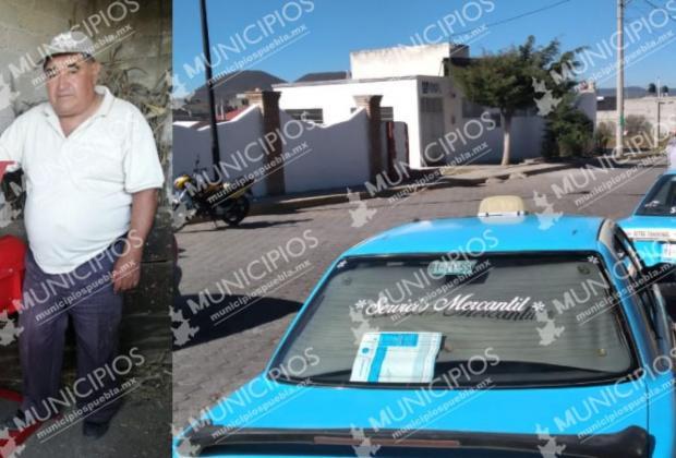 Decapitan a taxista en Ciudad Serdán; fue edil auxiliar de Santa María Techachalco