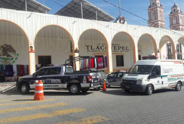 Cabildo pedirá al Estado asumir seguridad en Tlacotepec de Juárez