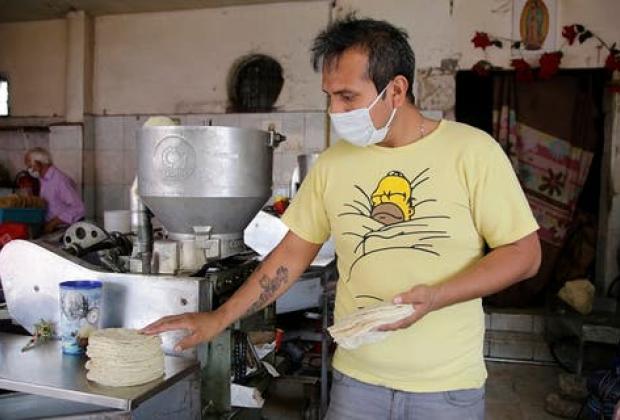 Aumentará a 16 pesos el kilo de tortilla en la Mixteca poblana