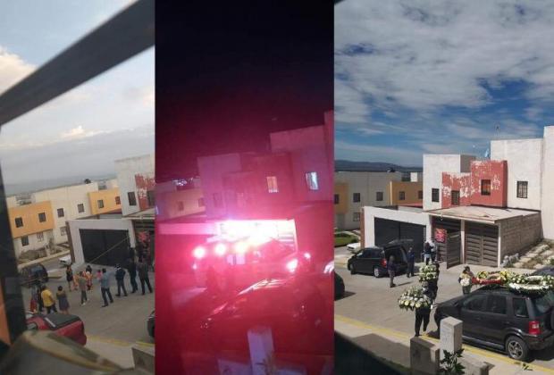 El Covid19, de la alegría a la muerte en Puebla