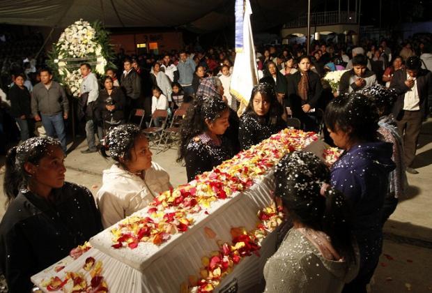 Acusa Barbosa que autopsia del niño de Chalchihuapan fue falseada