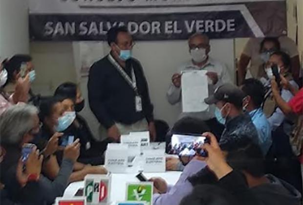 Gregorio Ojeda gobernará por tercera ocasión  San Salvador El Verde
