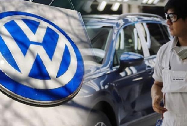 Por primera vez, mil 26 vehículos VW y Audi salieron de Puebla vía marítima a EU