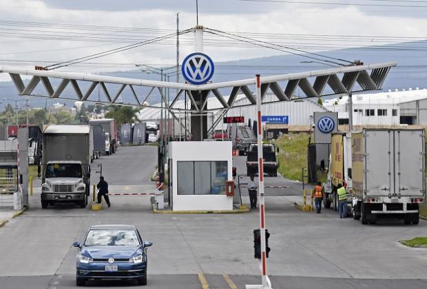Sindicato emplaza a la Volkswagen Puebla ante la Junta Federal de Conciliación