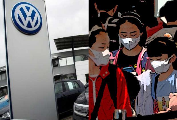 VW informa al estado su protocolo ante la contingencia sanitaria