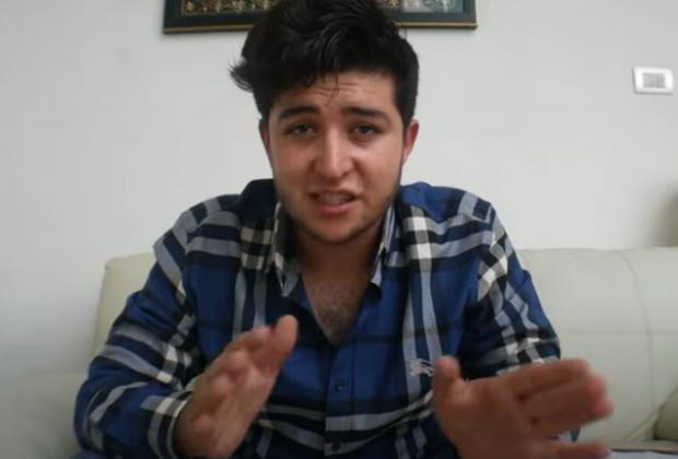 VIDEO Me sembraron la droga, asegura youtuber detenido por narcomenudeo en Puebla