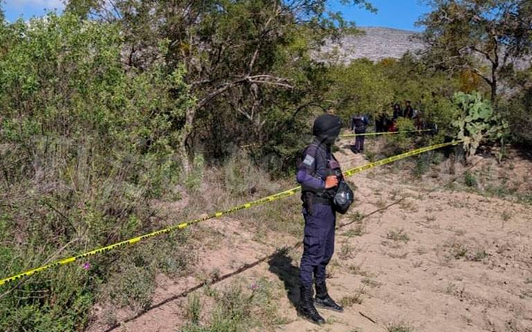 Hallan a menor desparecido colgado en paraje de Cañada Morelos