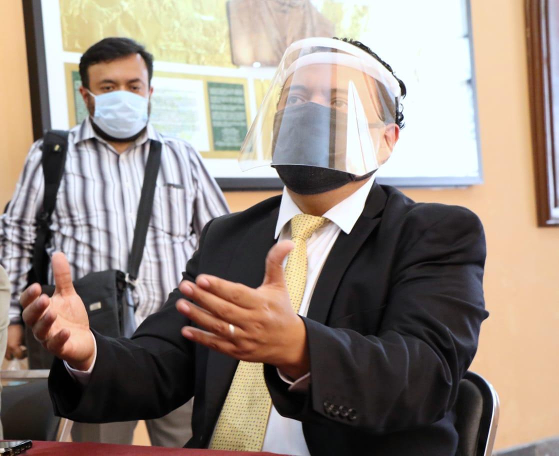 Edil suplente de Tehuacán da negativo a prueba de Covid