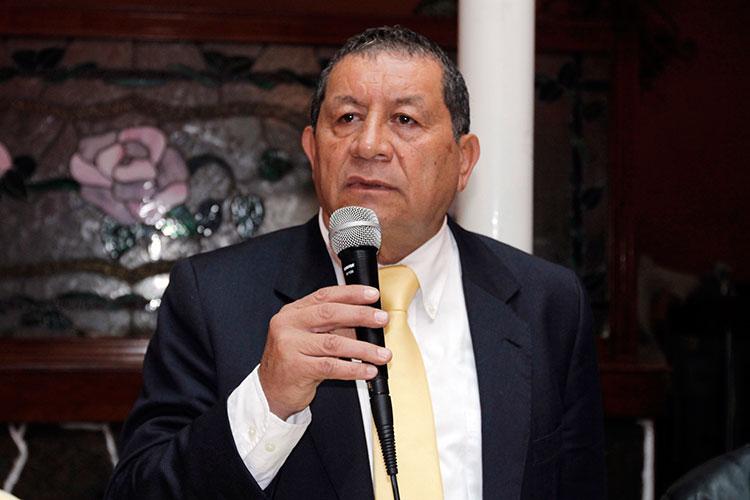 Detienen a Carlos Talavera en Zavaleta