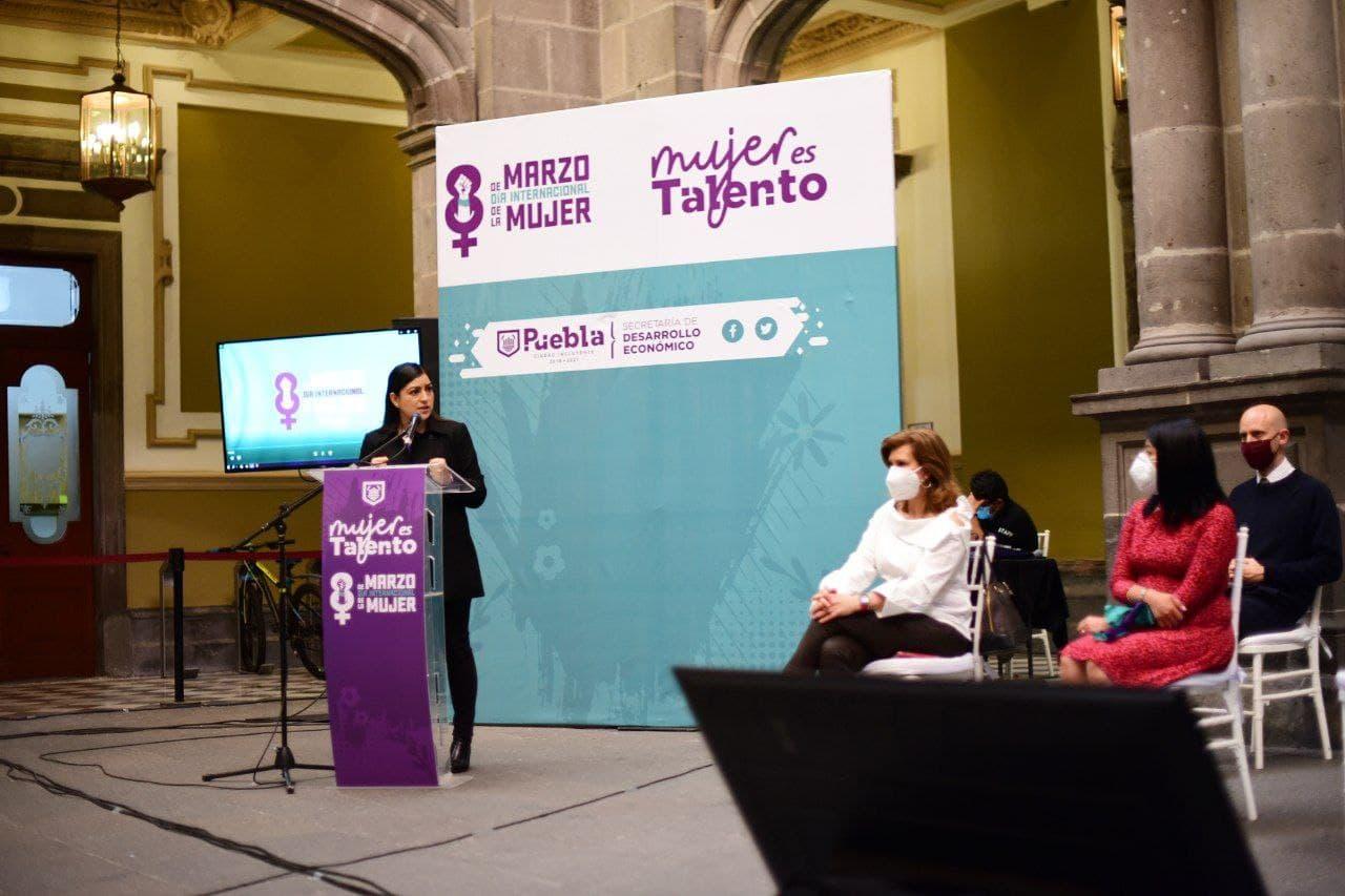 Ayuntamiento de Puebla lanzará segunda edición del programa Mujeres Talento