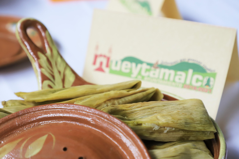 Realizan Primera Feria Virtual del Tamal en Hueytamalco