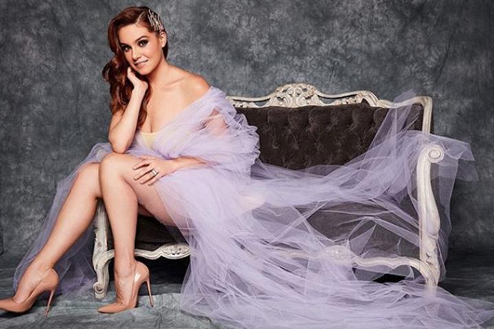 Tania Rincón recorre ahora los pasillos de Televisa