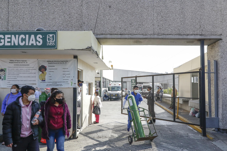 Se acerca Puebla a los 122 mil contagios acumulados de Covid19
