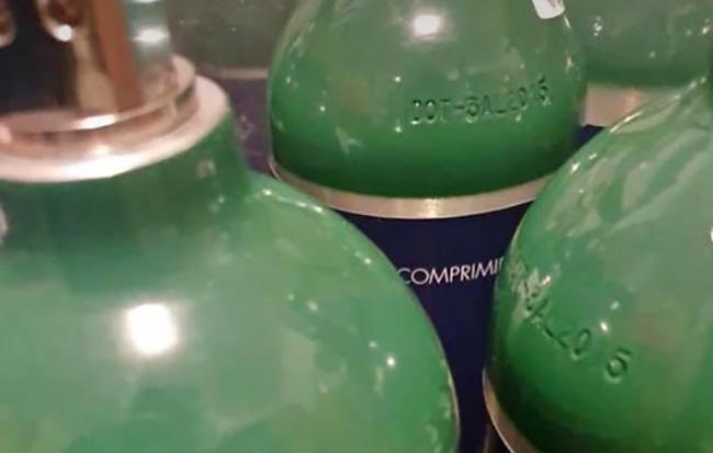 Se triplica costo de tanques de oxígeno en Puebla