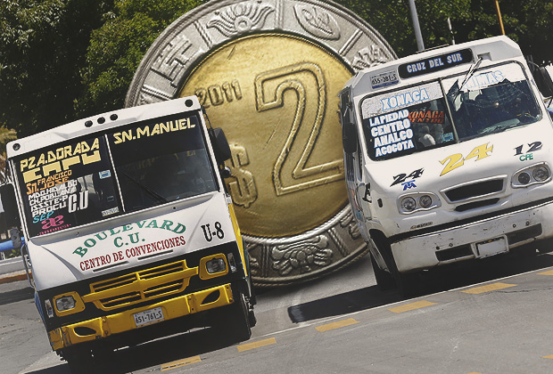 Avala sector franquicias alza a tarifa del transporte
