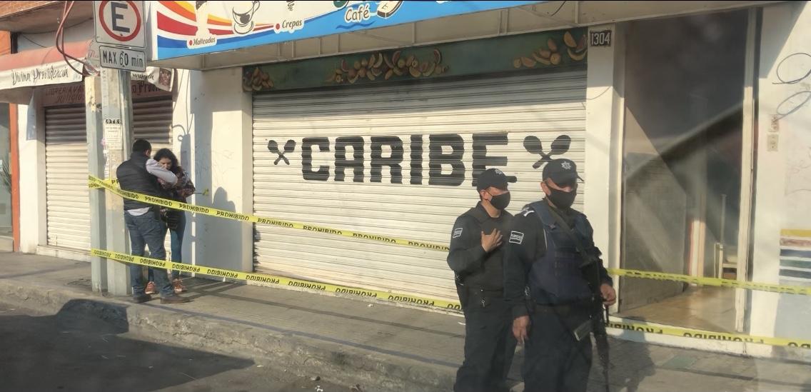 Matan a joven tatuador de varias puñaladas en el centro de Atlixco