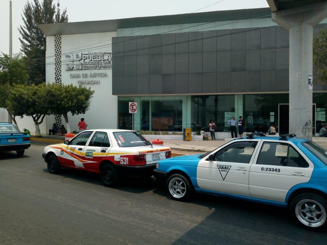 Exigen taxistas a la Fiscalía frenar atracos y agresiones