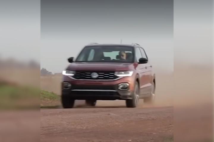 Este día presenta VW México el nuevo T-Cross