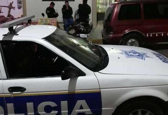 Drogan a jóvenes para asaltarlos en una fiesta de Tecamachalco