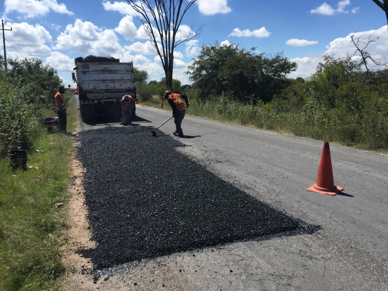Bachea carretera de Tecali de Herrera a Tepeaca