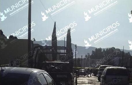 Dejan a dos hombres sin vida en vivienda de Tecamachalco