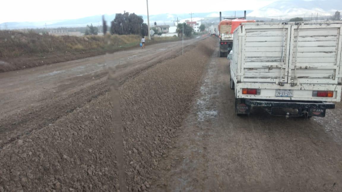 Prevén para diciembre entrega de la Tecamachalco-Madero