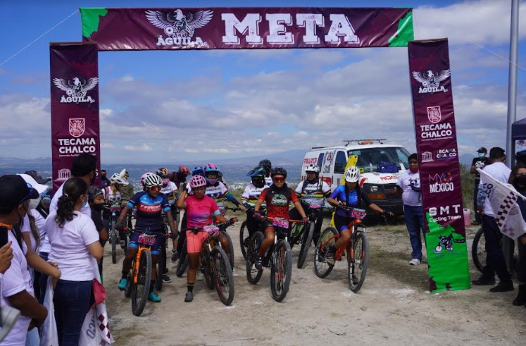 Inauguran mega tirolesa en Tecamachalco