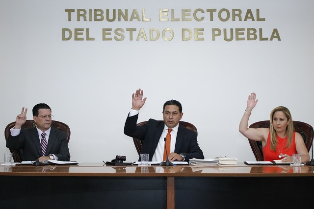 Ordena TEEP repetir proceso contra diputados locales de Morena