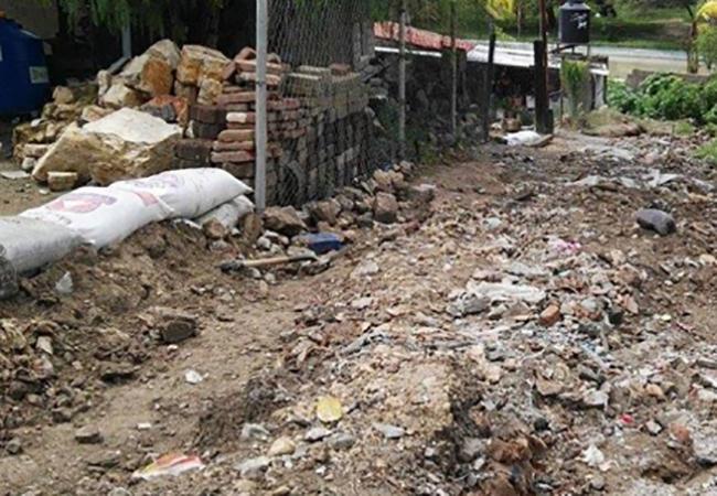 En riesgo por lluvias, 60 casas en junta auxiliar de Tehuacán