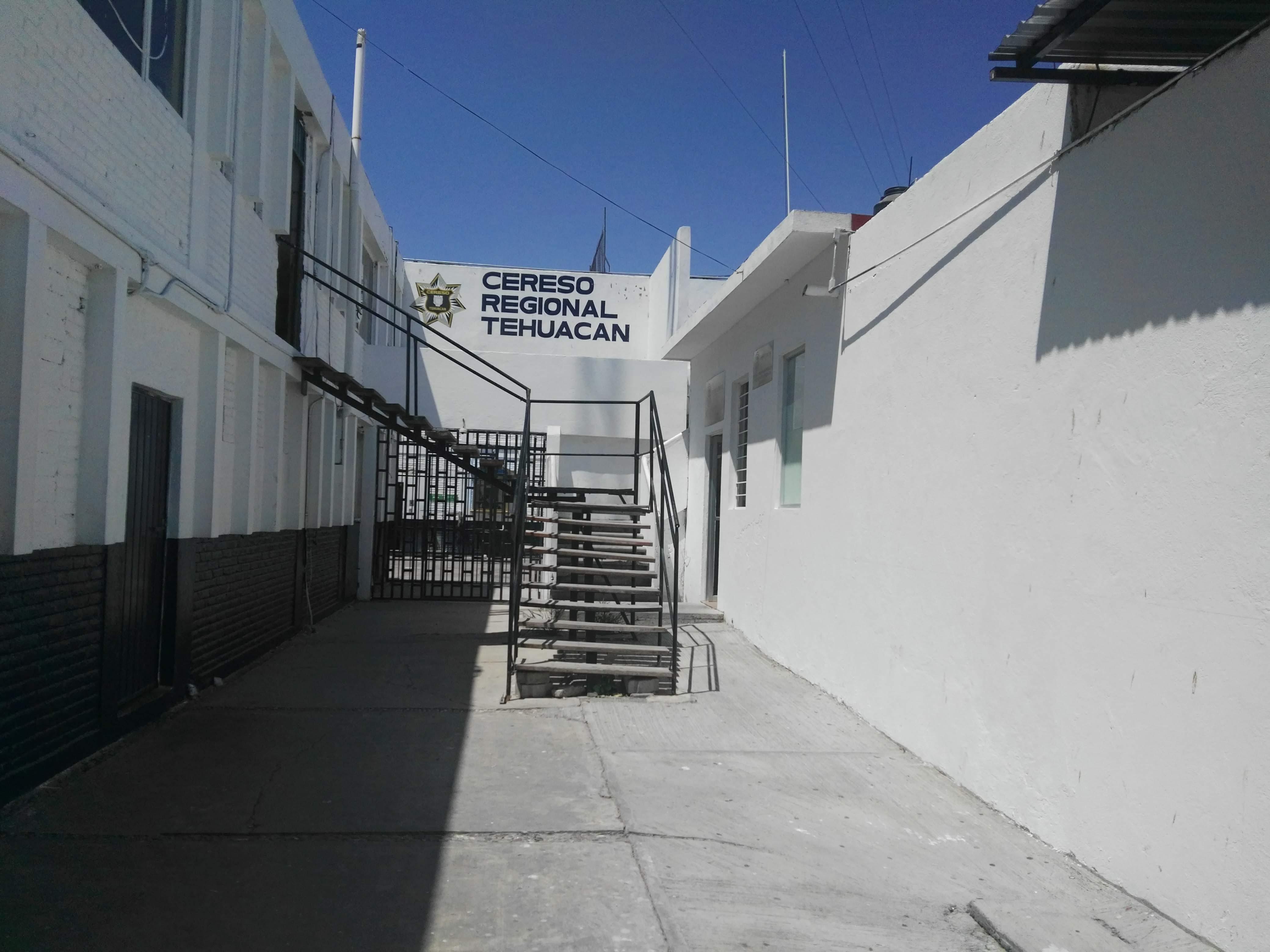 Descartan casos de coronavirus en el penal de Tehuacán